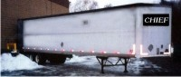 Drop Trailer - service offered by Chief Truck Lines - image